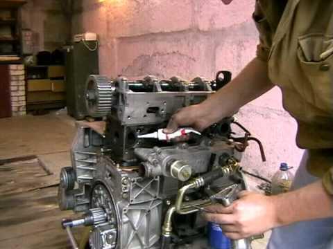 Двигатель штайер 560 схема