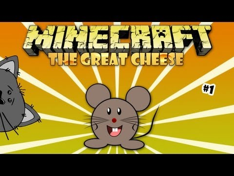 Minecraft - The Great Cheese: Steve rato
