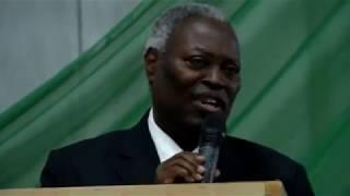 Auditors General Conference Pastor Kumuyi Speak on integrity