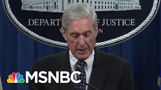 Hollywood Stars Take On Trump With Mueller Report Table-Read | The Beat With Ari Melber | MSNBC