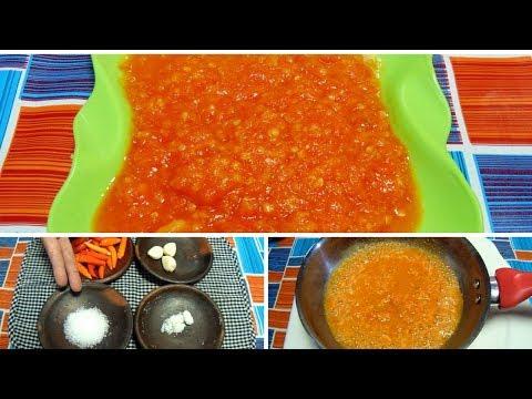 Cara Membuat Sambal Untuk Bakso, Soto, Mie Ayam, dll