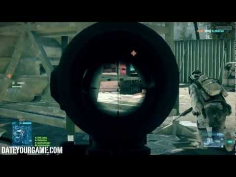 Battlefield 3 Open Beta Gameplay 6