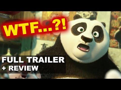 Kung Fu Panda 3 Official Teaser Trailer + Trailer Review : Beyond The Trailer