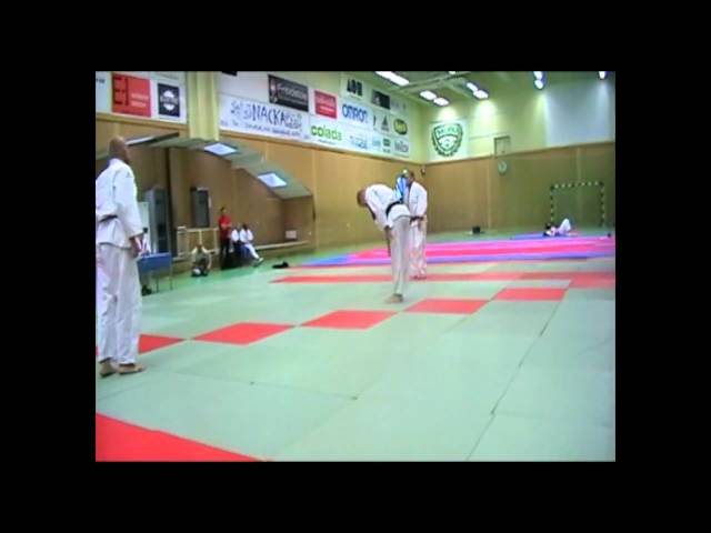 Ricard Carneborn-Sport Ju-Jutsu graduation-Part 1