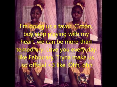 Omg Girlz lover Boy *lyrics On The Screen] video