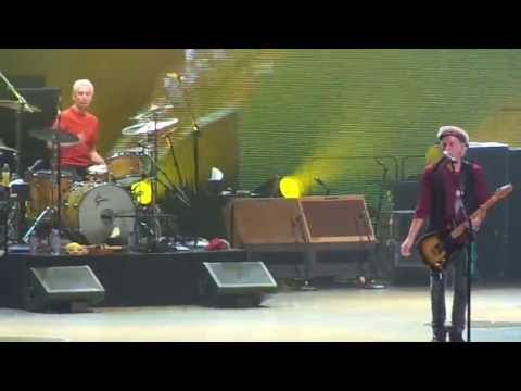 The Rolling Stones - Happy (at Honda Center 5/18/13)