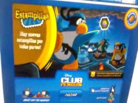 contraseñas de pinguinos socios 2011