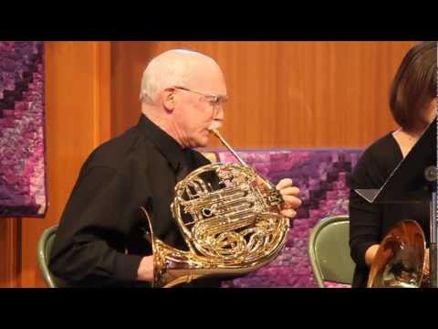 Amazing Grace Played by The Valley Horns