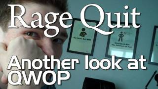 Behind the Rage Quit - QWOP