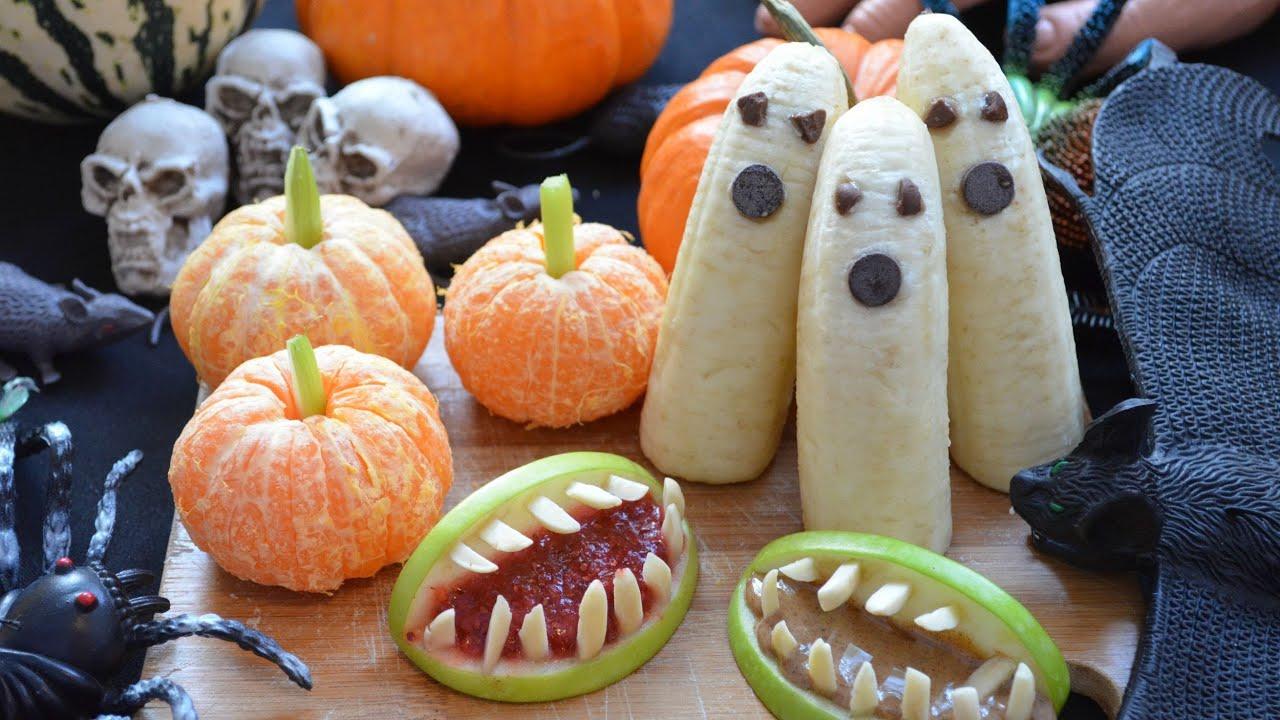 halloween desserts fingers