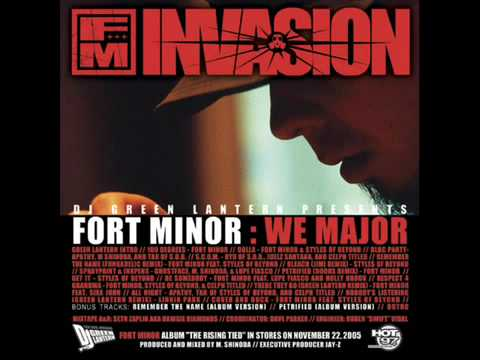 Fort Minor - Respect 4 Grandma