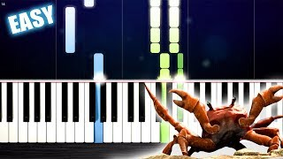 Noisestorm Crab Rave Easy Piano Tutorial By Plutax