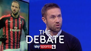 How much of a difference will Gonzalo Higuaín make at Chelsea? | The Debate
