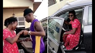 LIL KESH BUYS NEW HOUSE AND A TOYOTA CAR FOR HIS MOM..WATCH