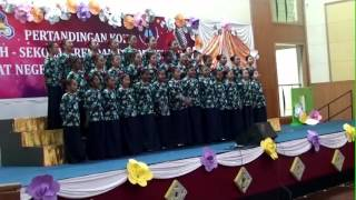 CBN1 Choir - Budi Bahasa - 2012 Champion