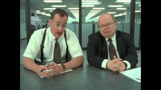 Office Space Trailer (recut as a touching drama)