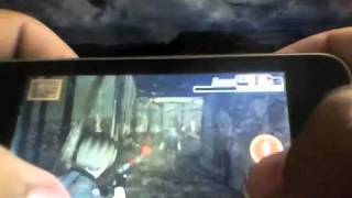 Best Ipod Touch Games 2011