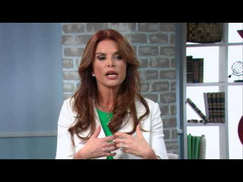 Roma Downey - uncut extended interview