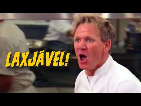 Hells Kitchen kommer till Skåne