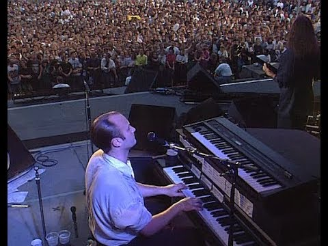 Phil Collins - Do You Remember (Live 1990) -  Phil and Brad Cole Cam