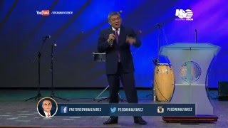 Testimonio del Pastor Nicky Cruz | Abril 17, 2016