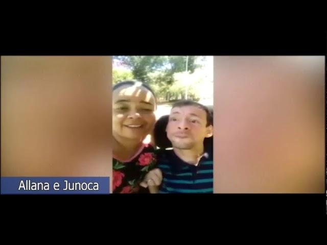 Junoca e Allana! Dois queridos que farão um programa de Consolação, Ânimo e Fé, na Vem&Vê TV
