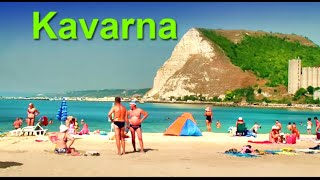 Kavarna beach, Bulgaria