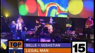 Watch Belle  Sebastian Legal Man video