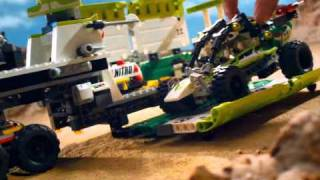 LEGO World Racers - Desert of Destruction TV commercial