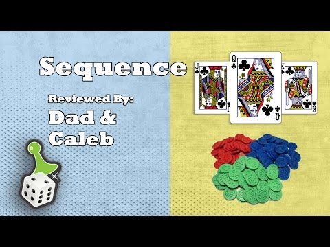 Board Game Review: Sequence