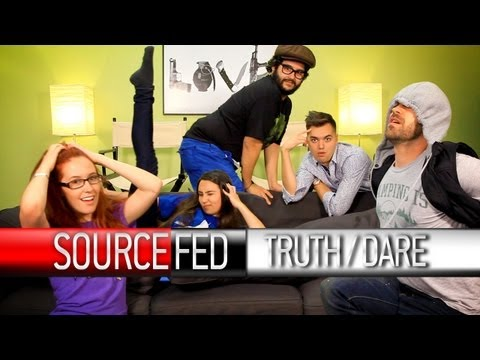 Joe and Elliott Break-Up on Truth or Dare. :( - SourceFed