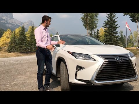 Why do I Like the Lexus RX350? - TheDriveGuyde Review