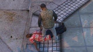 GTA 5 - My Greatest Kill In Grand Theft Auto 5 History!