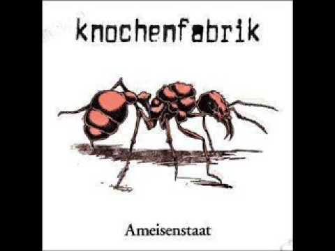 Knochenfabrik - Meine Revolution
