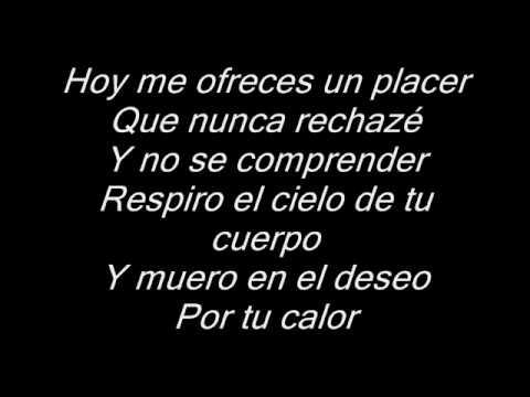 Rbd-Tu Dulce Voz [Lyrics]