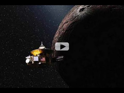 New Target For New Horizons - Boldly Going | Orbit Animation