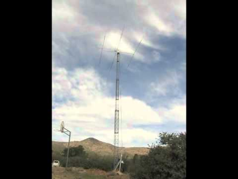 extending TX 455 Ham Radio tower to 55 feet