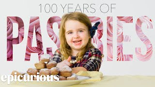 Kids Try 100 Years of Pastries | Bon Appétit