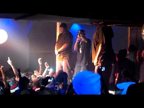 Plies Live at Club Haze Homestead, FL performing with Florida City Zig 05-11-13 Part 1