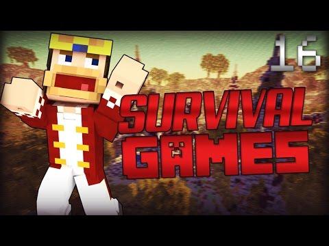 Mega Glück einfach! :D - MINECRAFT PVP: SURVIVAL GAMES #017