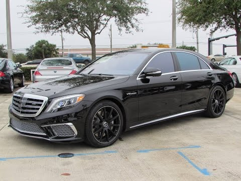 2015 Mercedes-Benz S65 AMG (V12 Biturbo) Start Up. Exhaust. and In Depth Review