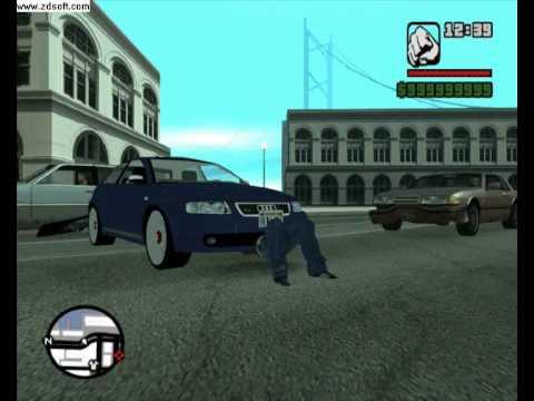 Gta San Andreas Car Repair Mod (CLEO)