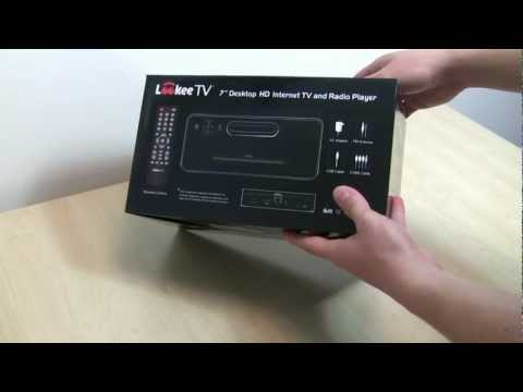 Free Internet TV For All! - The LookeeTV HD Internet TV & Radio Player Review!