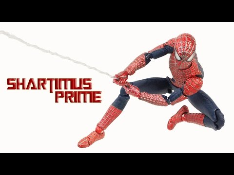 MAFEX Amazing Spider-Man 2 No.003 Regular Version Spider Man Movie Medicom Action Figure Review