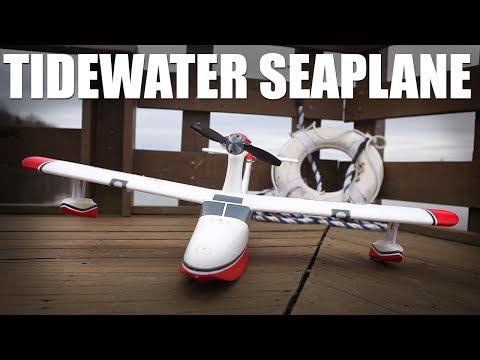 Flite Test - Tidewater Seaplane