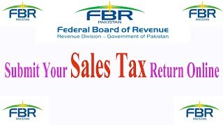 How to file Sales tax return,Submit Your Sales Tax Return Online