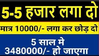 Blockbuster stock Total Invest 10000 = upto  3480000 Profit