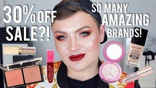 FULL FACE OF BEAUTY BAY - JEFFREE STAR, MAKEUP REVOLUTION + MORE! | makeupbyjaack