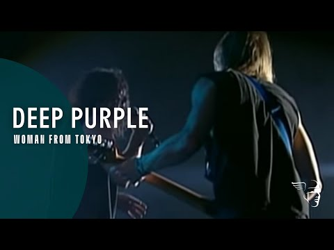 Deep Purple - Woman From Tokyo (Live @ Montreux, 1996)
