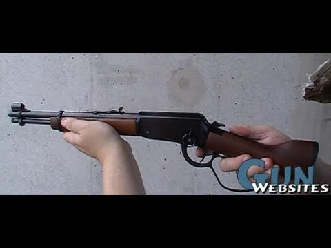 Mare's Leg, Lever Action Pistol: 2 of 4